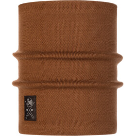 Buff Lifestyle Knitted and Polar Fleece Margo Nekwarmer, neo tundra khaki